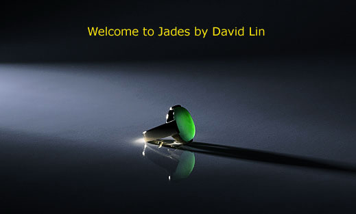 Jade Jewelry by David Lin including exquisite jade rings, pendants, earrings, bangles, and bracelets.